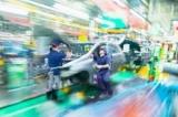 Общество производителей и продавцов автомобилей призывает канцлера в помощь автомобильной промышленности, как производство падает