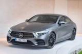 Новий Mercedes-Benz CLS розсекречений до прем'єри